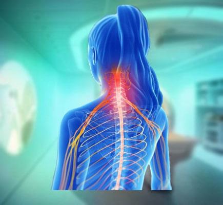 МРТ кранио-вертебрального перехода