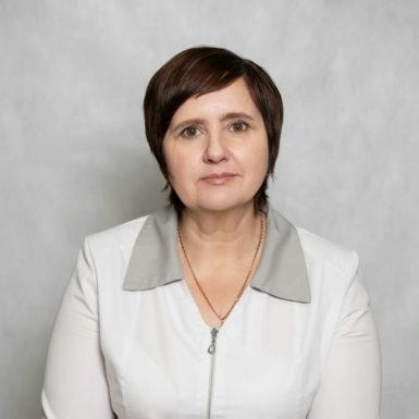 Фадеева Виктория Дмитриевна